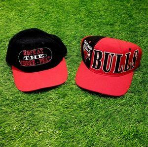 Starter Chicago Bulls 90's Snapback Hats